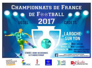 UGSEL CHAMPIONNAT DE FRANCE DE FOOTBALL CADETS